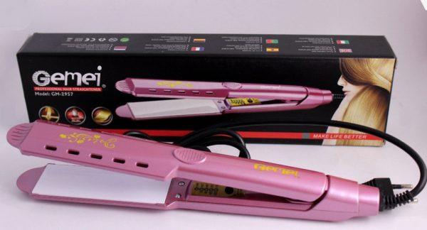 Professional Hair Straightener - GM - 2957