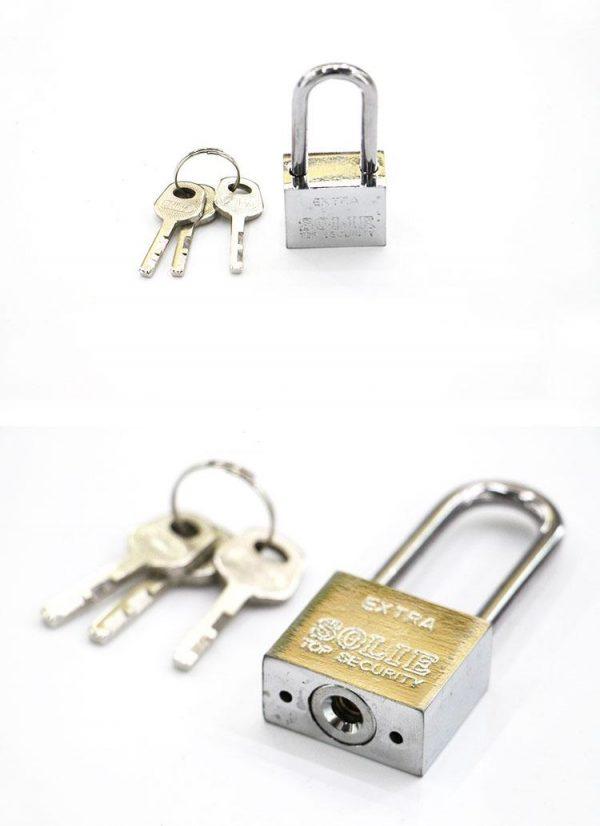 Solie Iron padlock big