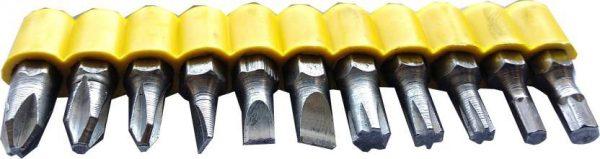 SOCKET & BITS SET (T Tool) - 24 PCS