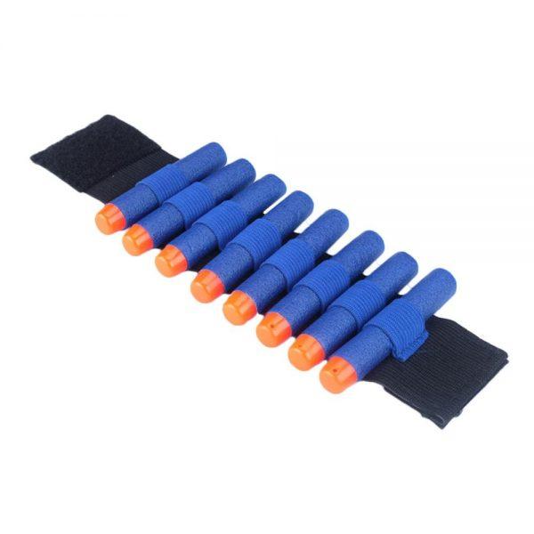 Darts with Wrist Darts Holder Strap - For Nerf Gun's