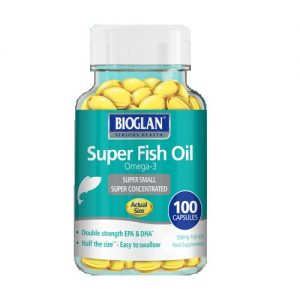 Bioglan Super Fish Oil 100 units