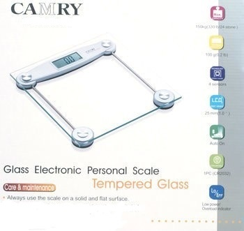 Camry personal weighing scale EB9015