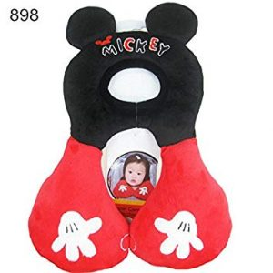 Ben-bat Kids Total Support Headrest - Micky