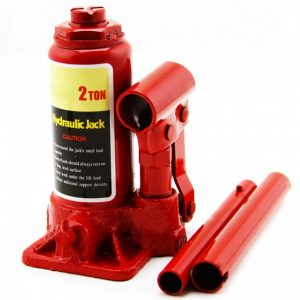 2 Ton Bottle Jack Hydraulic Manual Car Repair Jack