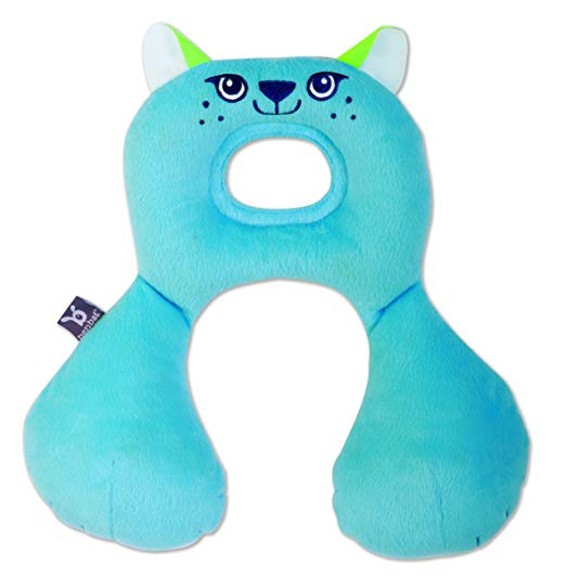 Ben-bat Kids Total Support Headrest - Cat