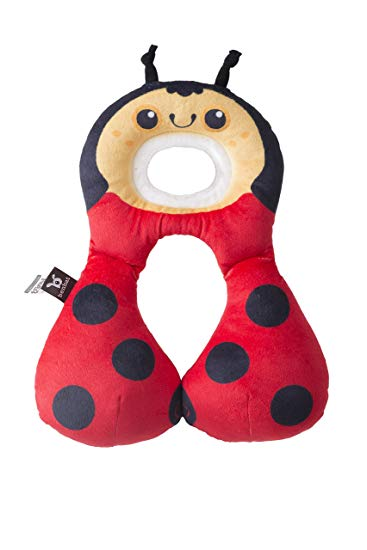 Ben-bat Kids Total Support Headrest - Lady Bird