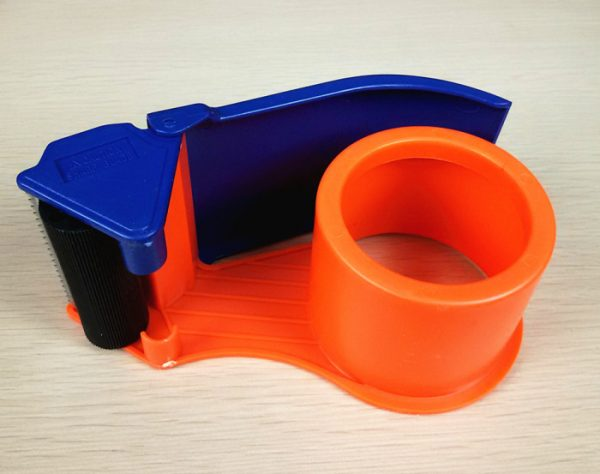 2 in 1 Packaging Tape Dispenser with Cutter