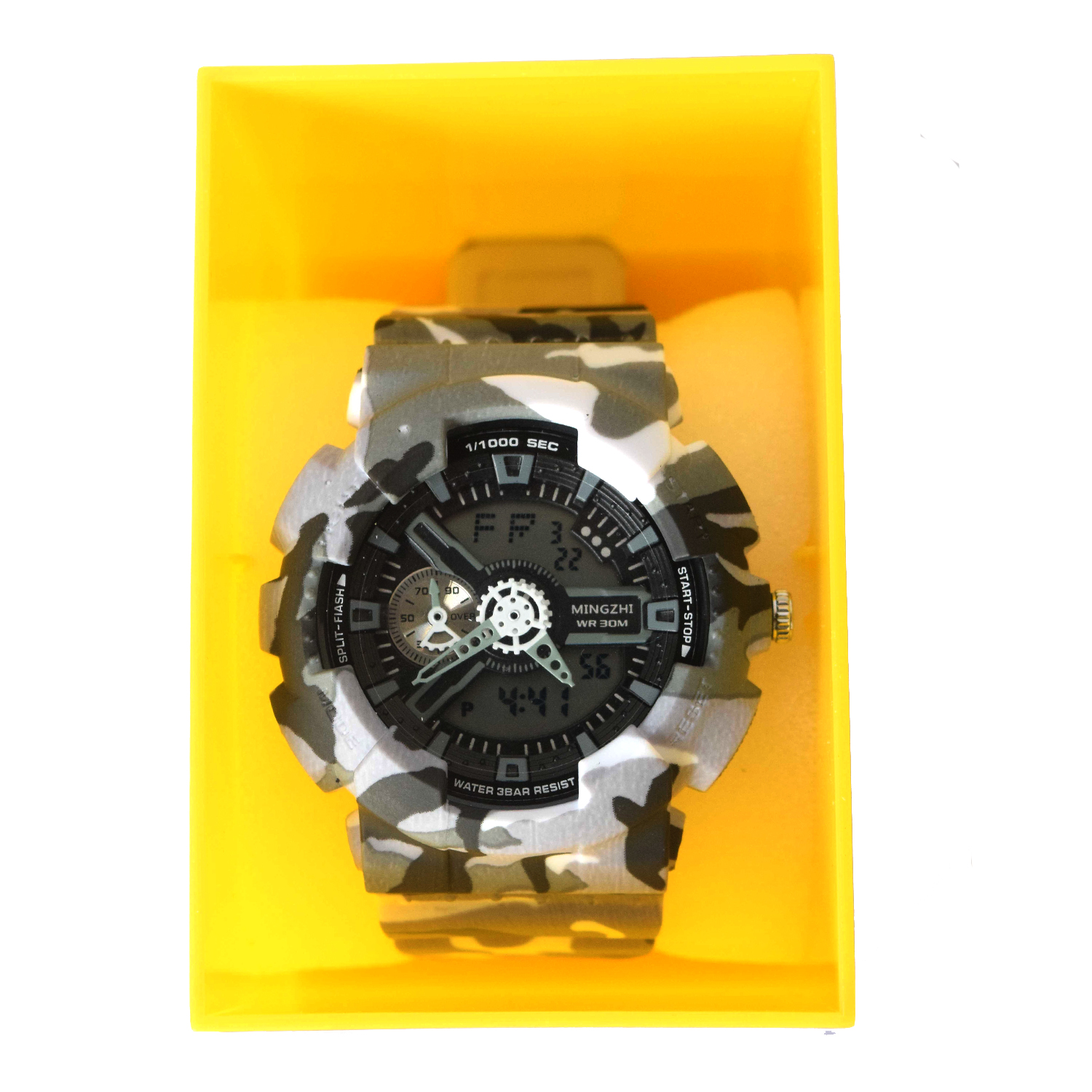 Colour LCD Watch Model #Mix