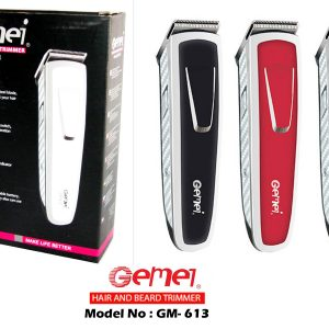 Gemei Hair And Beard Trimmer GM-613