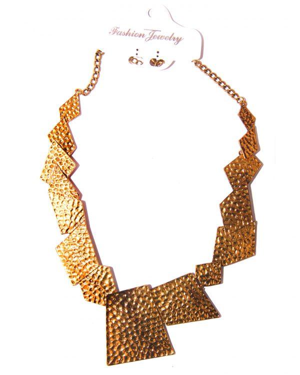 Geomatric Necklace