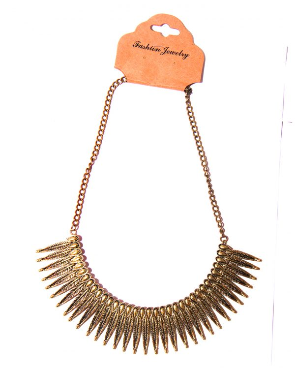 Necklace -Gold