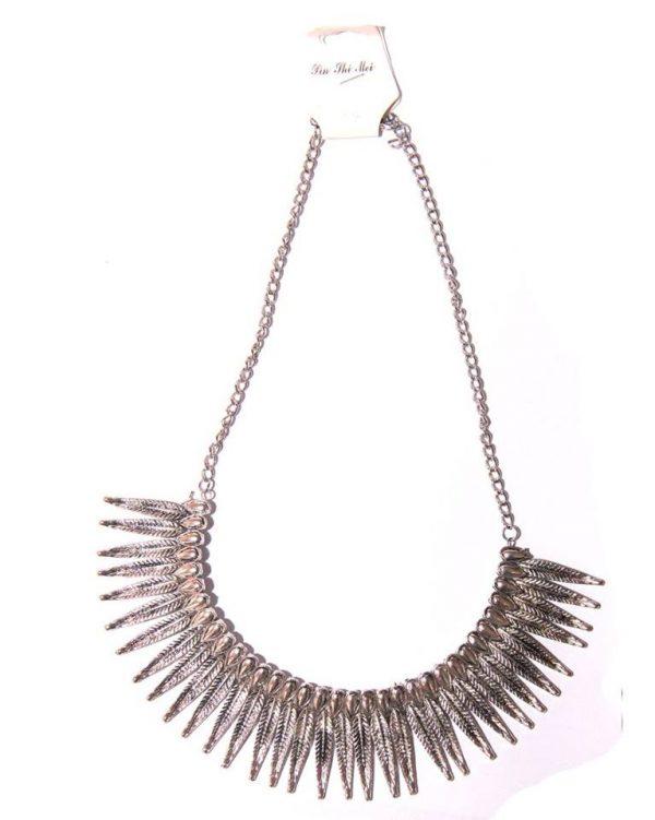 Necklace -Silver