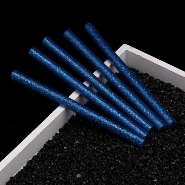 Multicolored Glitter Glue Sticks For Glue Gun