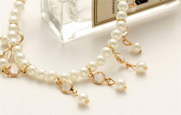 Anklet pearl