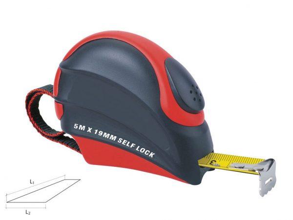 Rayjet Self lock measuring tape - 7.5M