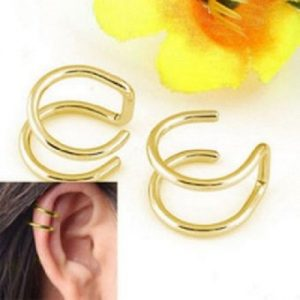 Clip on earing no piercing