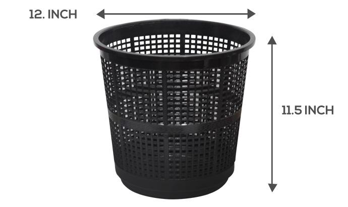 Daxer Plastic Dust Bin Normal (DDB 01)