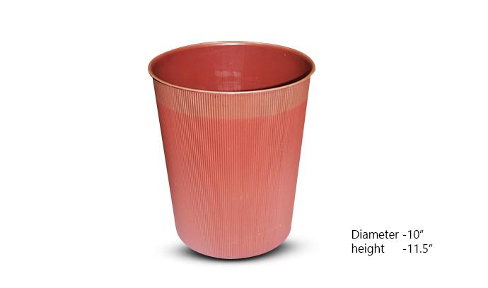Daxer Plastic Dust Bin Round (DDB 03)