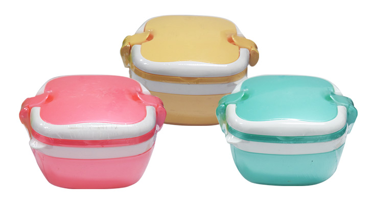 Daxer Plastic Lunch Box (DLB 01)