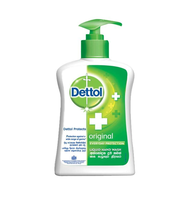 Dettol Original Liquid Hand Wash - 200ml