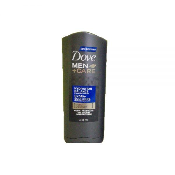Dove men + care hydration balance 400ml