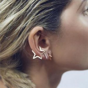 Ear clip without piercing