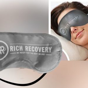 Sleeping Eye Mask - Grey Color PACK OF 10
