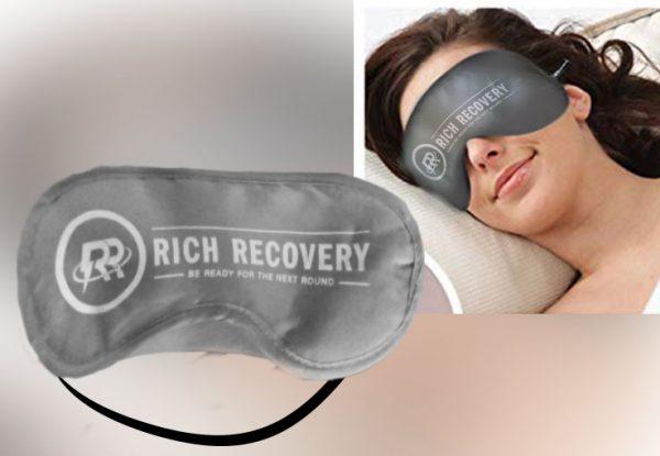 Sleeping Eye Mask - Grey Color PACK OF 10