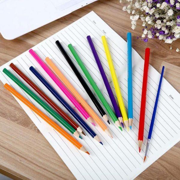 Colored Pencil - 12 Colors