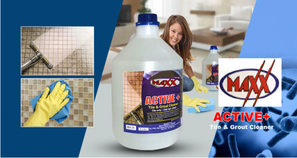 MAXX Grout Cleaner (Hard Stain Cleaner) 4L