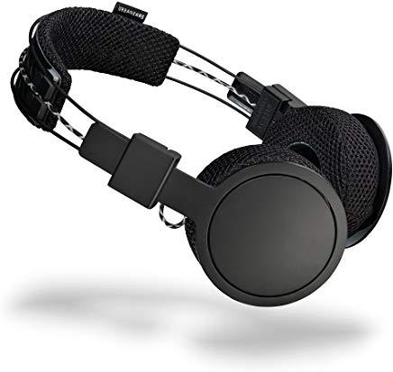 Hellas Black Belt Wireless Headphones