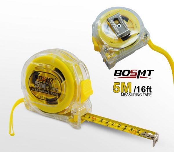 BOSMT steel measuring tape