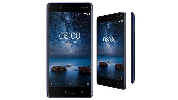 Nokia 8 (Free JBL GO 2)