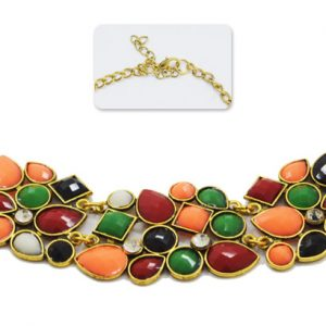 Statement necklace -MultiColour