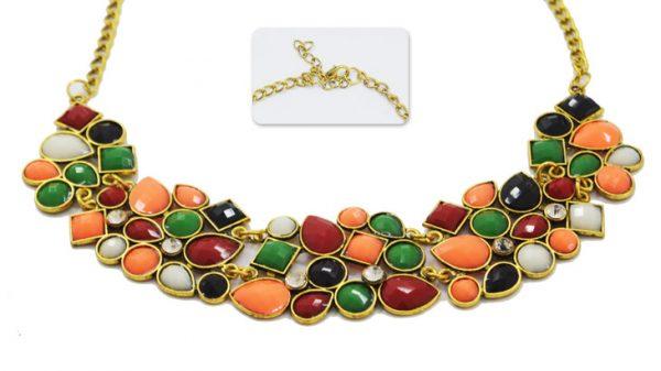 Statement necklace -MultiColour