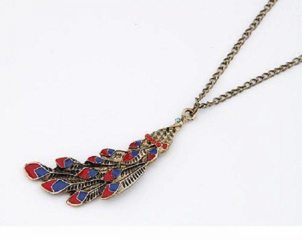 Peacock chain