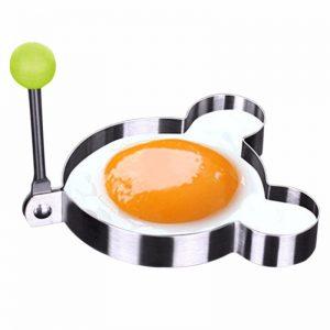 Steel micky egg mold