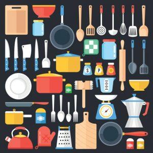 Kitchen Utensils & accessorizes